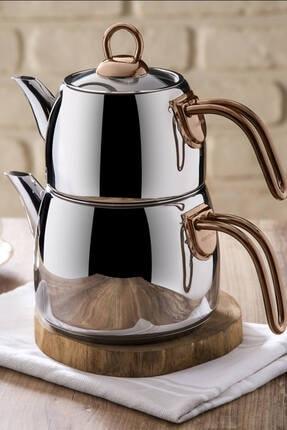 Emsan Teatanyum  Çaydanlık Takımı