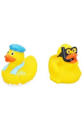 Sunman 2'li Banyo Oyuncağı Eğlenceli Ördekler