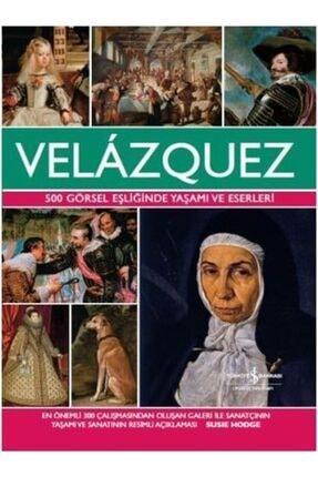 İş Bankası Kültür Yayınları Velazquez 500 Görsel Eşliğinde Yaşamı Ve Eserleri Ciltli