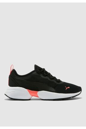 Puma Kadın Siyah Turuncu  Sirena Sport  Yürüyüş Ayakkabısı