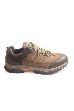 MP Erkek Kahverengi Bağcıklı Sneaker