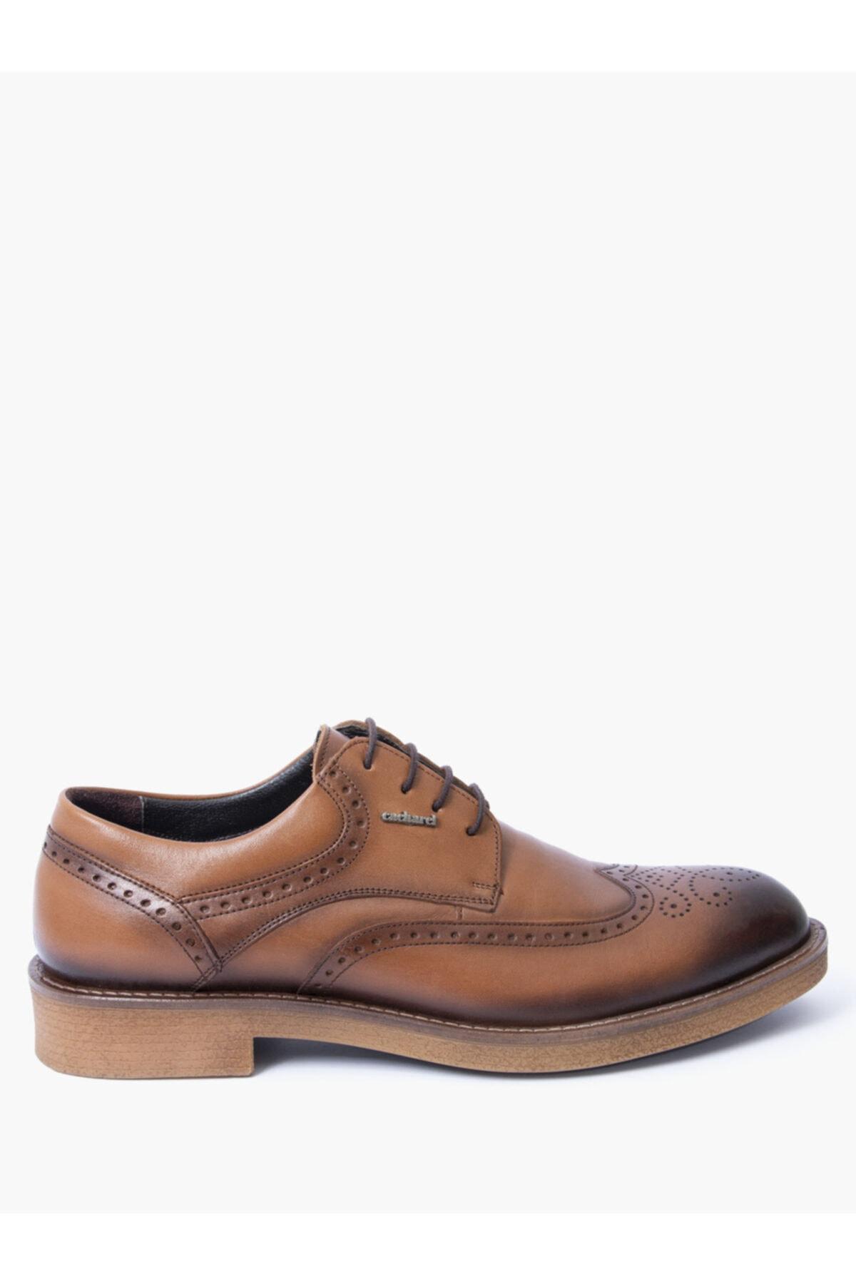 Cacharel Erkek Kahverengi Klasik Ayakkabı 1