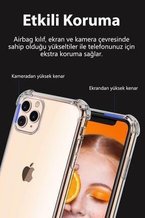 Sunix Iphone 7 Ve 8 Şeffaf Kılıf Sararma Yapmaz