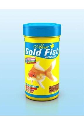 Ahm Gold Fish Granulat Japon Balığı Yemi 250ml