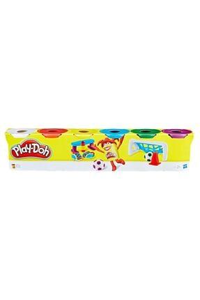 Play Doh Oyun Hamuru 6'lı