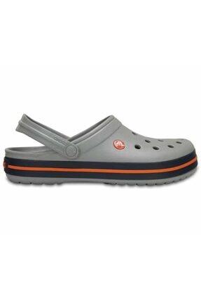 Crocs Erkek Açık Gri Crocband Terlik Sandalet