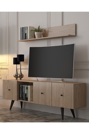 Cool Home Tarz TV Ünitesi-Sepet Sepet (160 cm)