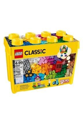 LEGO Classic Büyük Boy Yaratıcı Yapım Seti 4-99 Yaş 10698