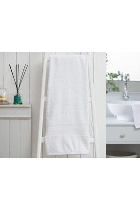 Madame Coco Roxane Banyo Havlusu - Beyaz - 90x150 Cm