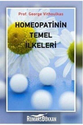 Günçe Yayınları Homeopatinin Temel İlkeleri - George Vithoulkas