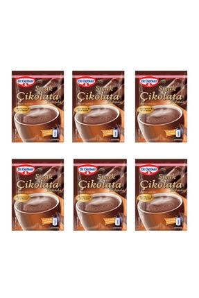 Dr. Oetker Sıcak Çikolata Tadında (25 Gr X 6 Adet)