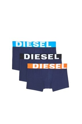 Diesel Dıesel 3 Lü Erkek Boxer 00sab2-0gapg-e5218