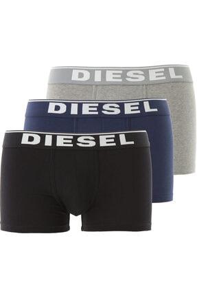 Diesel Erkek Renkli Boxer 3'Lü
