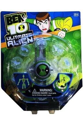 Ben 10 Ultimate Alien 10 Figürlü Saat