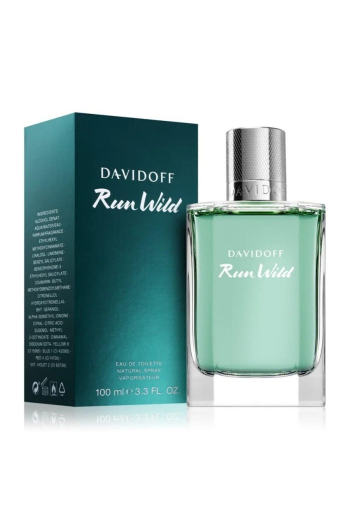 Davidoff Run Wild Edt 100 ml Erkek Parfüm 3614227880221 2
