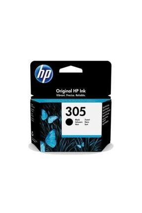 HP 305-3ym61ae Siyah Orjinal Kartuş