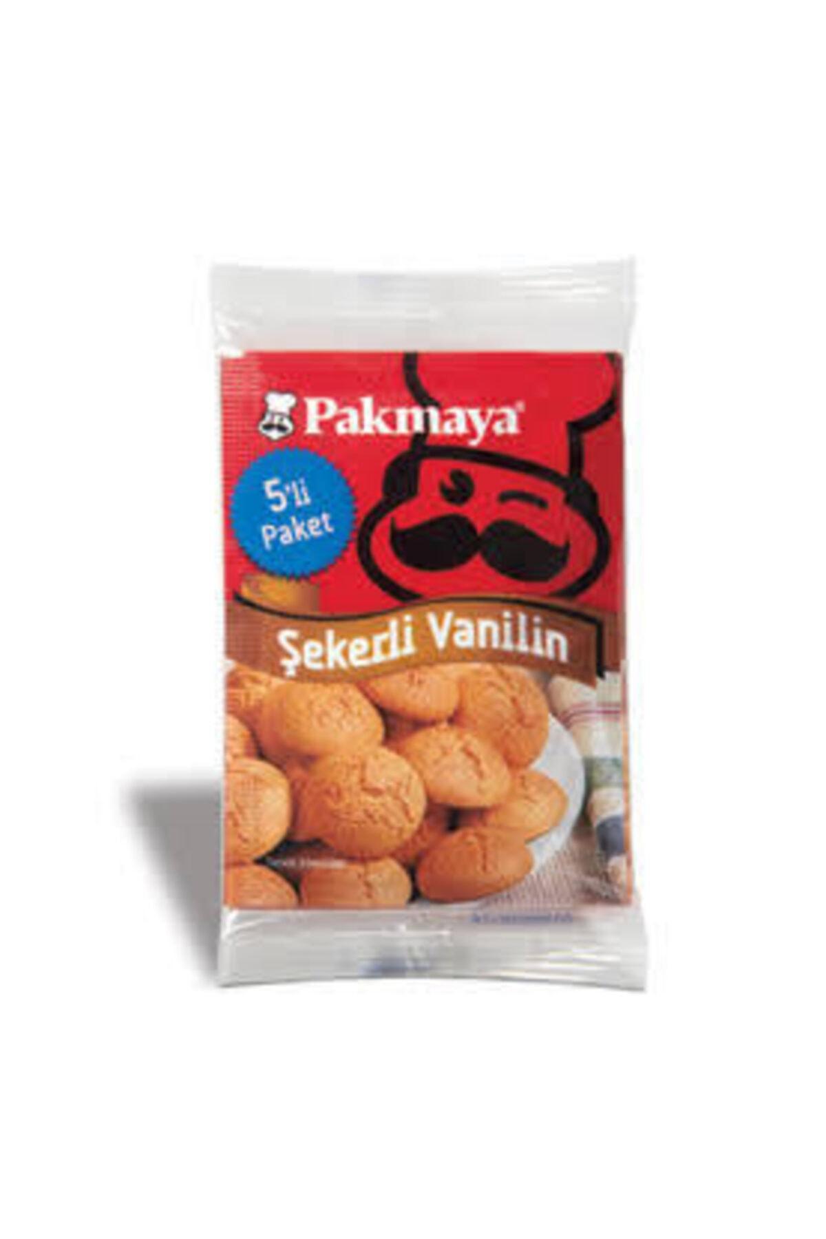 Pakmaya Vanilya 5 gr 10 Adet 1
