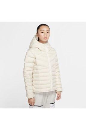 Nike Kadın Beyaz Womens Wındrunner Jacket