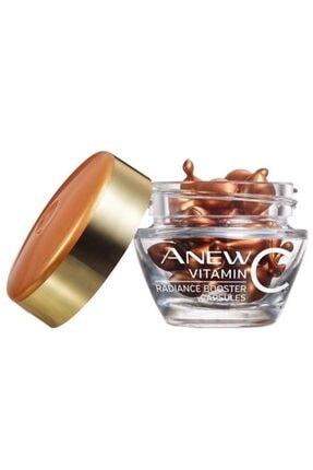 AVON Anew Vitamin C Canlandırıcı Kapsüller 12 Kapsül