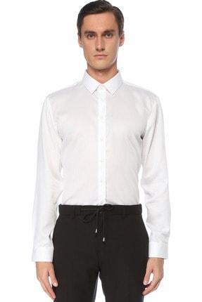 Network Erkek Beyaz Gömlek 1075289