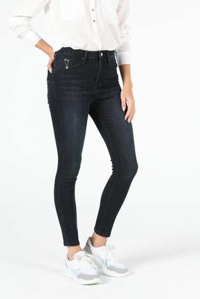 Colin's 760 Dıana Super Slim Fit Yüksek Bel Skinny Leg Kadın Indigo Jean Pantolon
