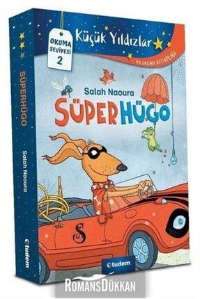 Tudem Yayınları Süperhügo Seti-5 Kitap Takım