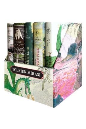 İthaki Yayınları Tolkien Mirası (kutulu 5 Kitap)
