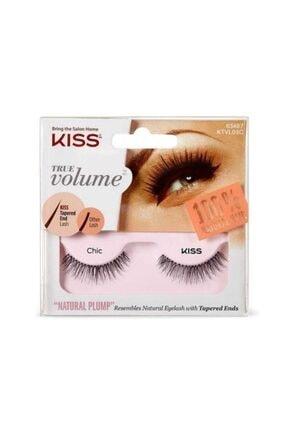 Kiss True Volume Takma Kirpik (ktvl03c)