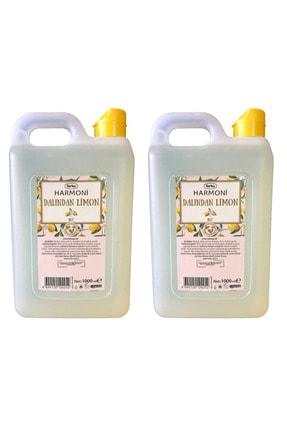 Torku Harmoni Limon Kolonyası 1 Lt 80° Bidon - 2 Adet