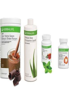 Herbalife Aşağı Kilo Kontrol Paketi Tam Set