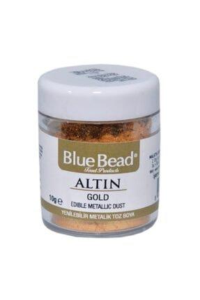 Blue Bead Altın Yenilebilir Sim Boya 10 gr