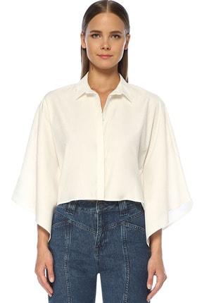 Network Kadın Beyaz Gömlek 1076027