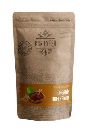 Kuru Yeşil Organik Ham Kakao Tozu 150 gr