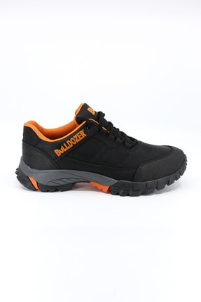 Bulldozer Erkek Siyah Outdoor Ayakkabı 210421