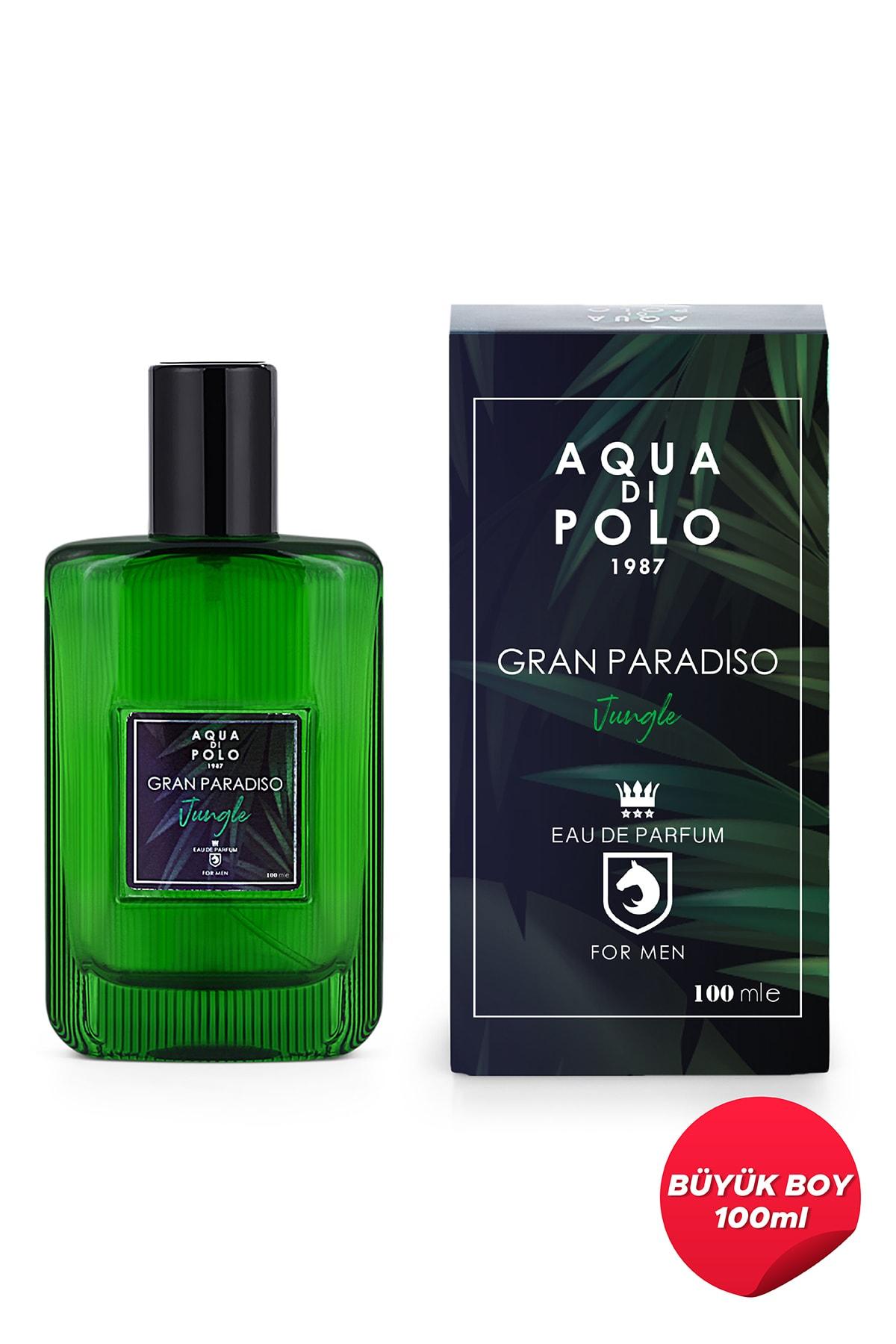 Aqua Di Polo 1987 Aynı Butikte 2. Ürün 1 TL Jungle Edp 100 ml Erkek Parfüm Apcn001802 1
