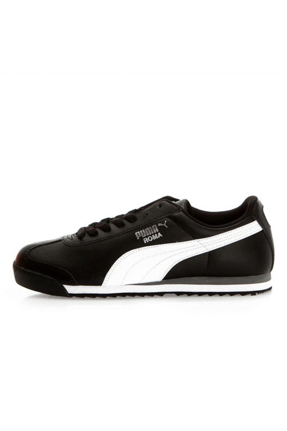 Puma Erkek Siyah Spor Ayakkabı 35357211 1