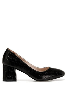 Nine West Wales Siyah Kadın Topuklu Ayakkabı