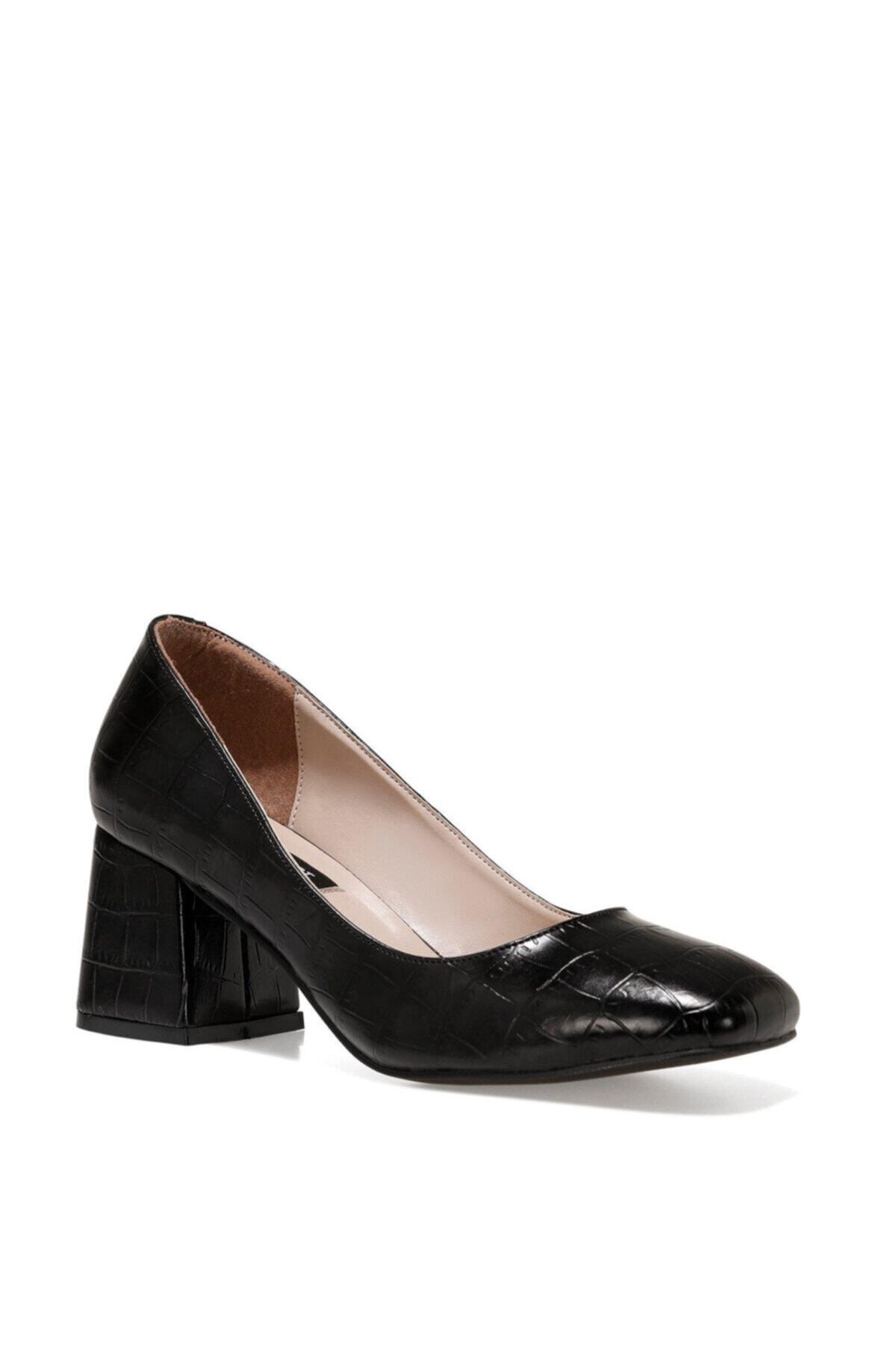 Nine West WALES Siyah Kadın Topuklu Ayakkabı 100555816 2