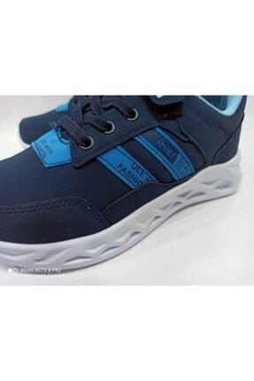 Almera Erkek Çocuk Lacivert Spor Ayakkabısı