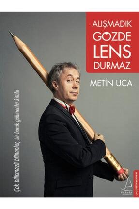 Destek Yayınları Alışmadık Gözde Lens Durmaz