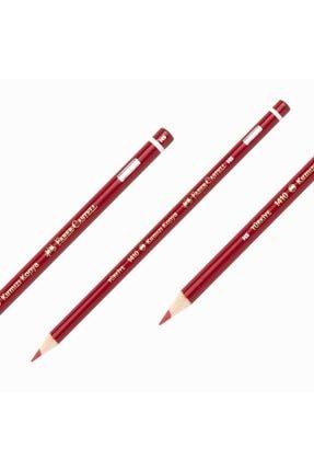 Faber Castell Kırmızı Kopya Kurşun Kalem (3 Adet)