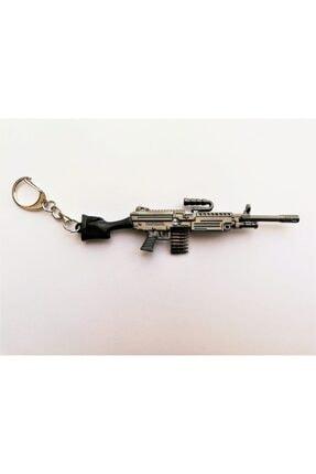 PUBG M249 Anahtarlık Metal Anahtarlık Anahtarlık
