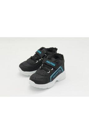 Dolphin Unisex Çocuk Siyah Sneaker