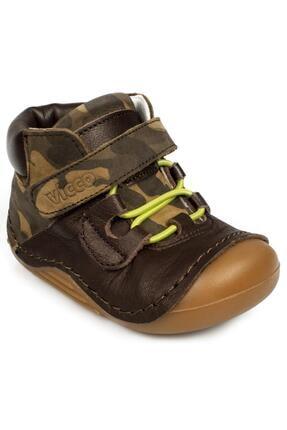 Vicco Kız Çocuk Kahverengi Ayakkabı
