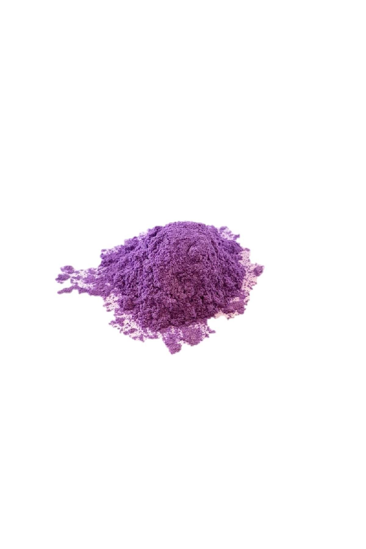 Brtr Kimya 4 Renk Pembe Sedefli Epoksi Metalik Toz Pigment Seti 2