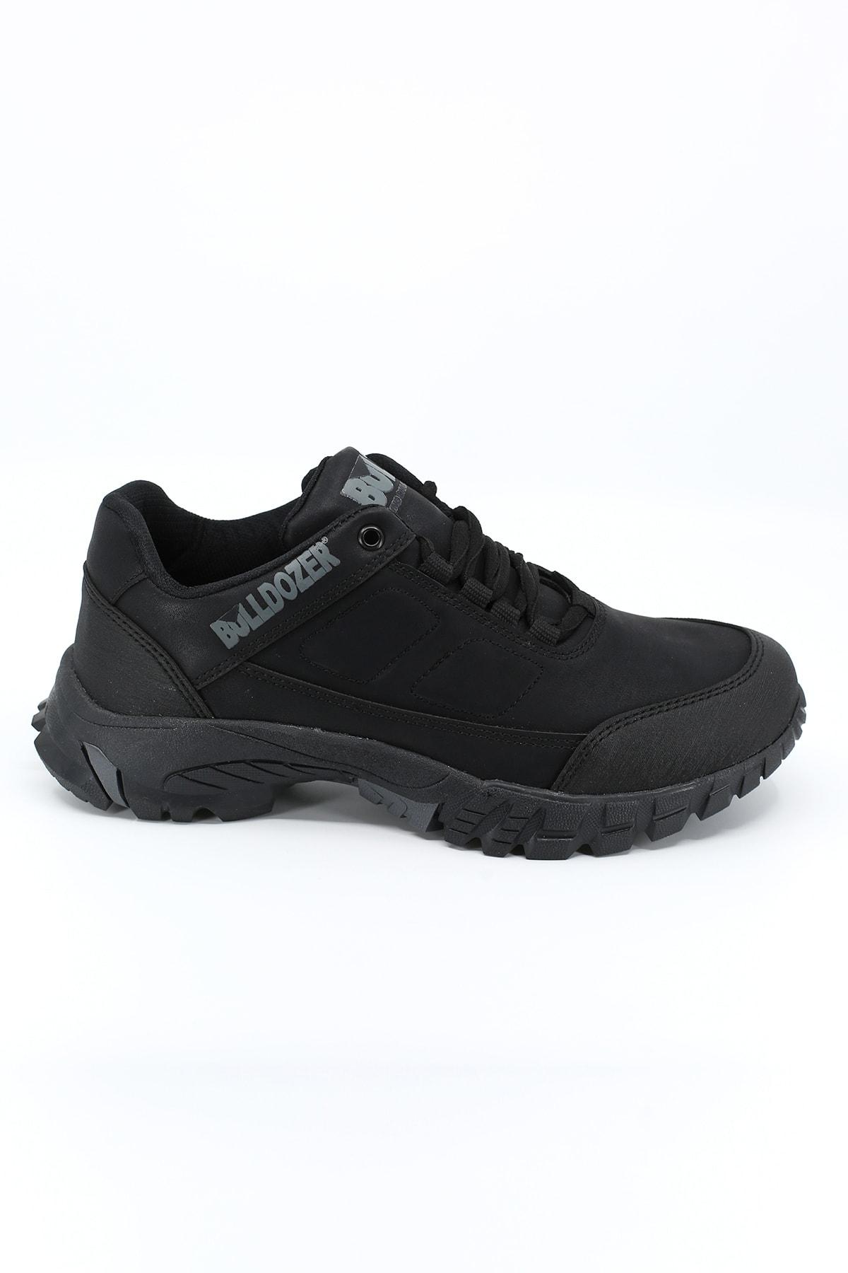 Bulldozer Erkek Siyah Ayakkabı 1