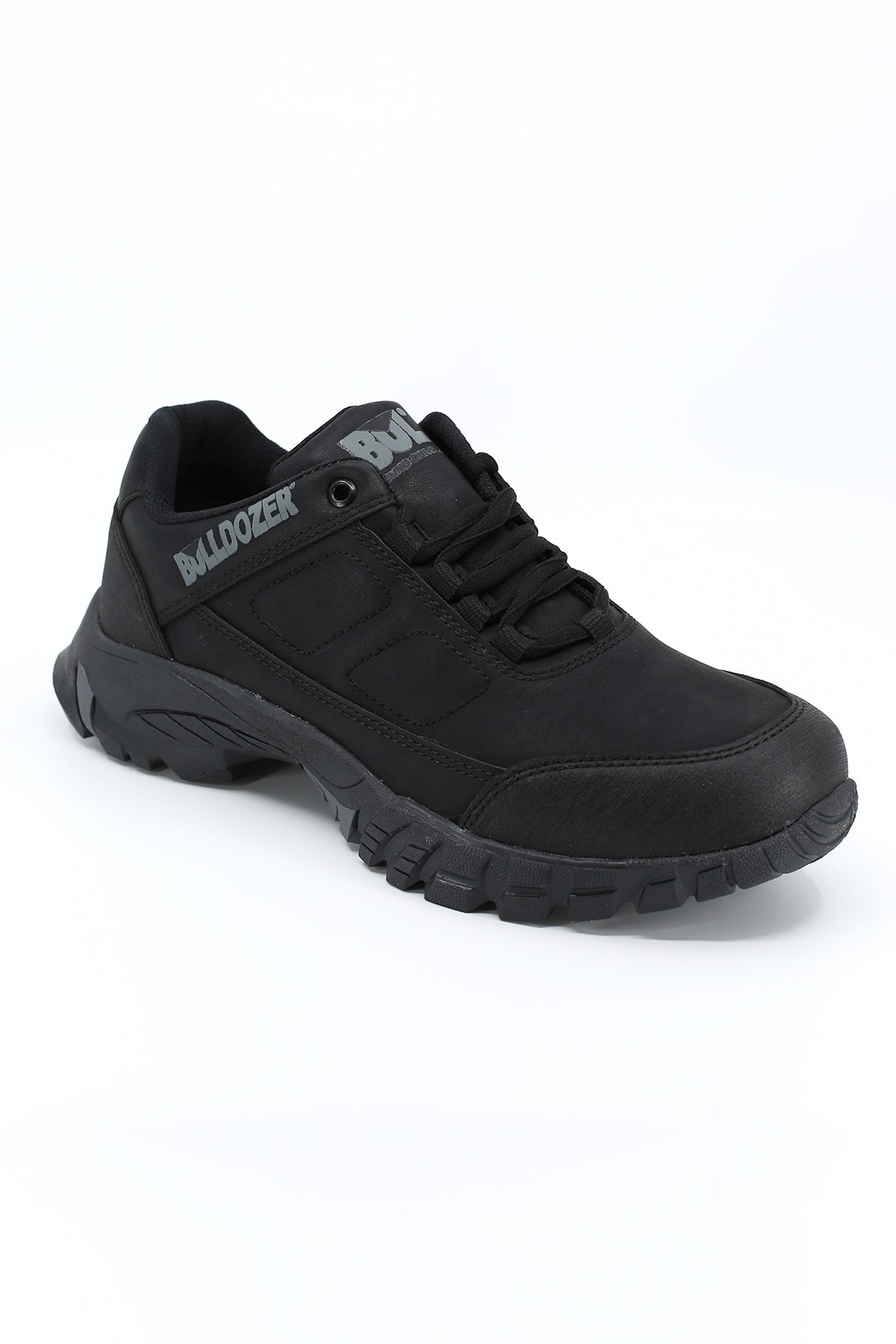 Bulldozer Erkek Siyah Ayakkabı 2