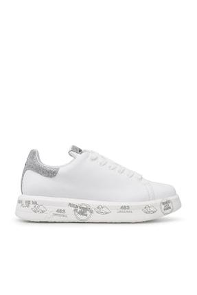 Premiata Kadın Beyaz Ayakkabı
