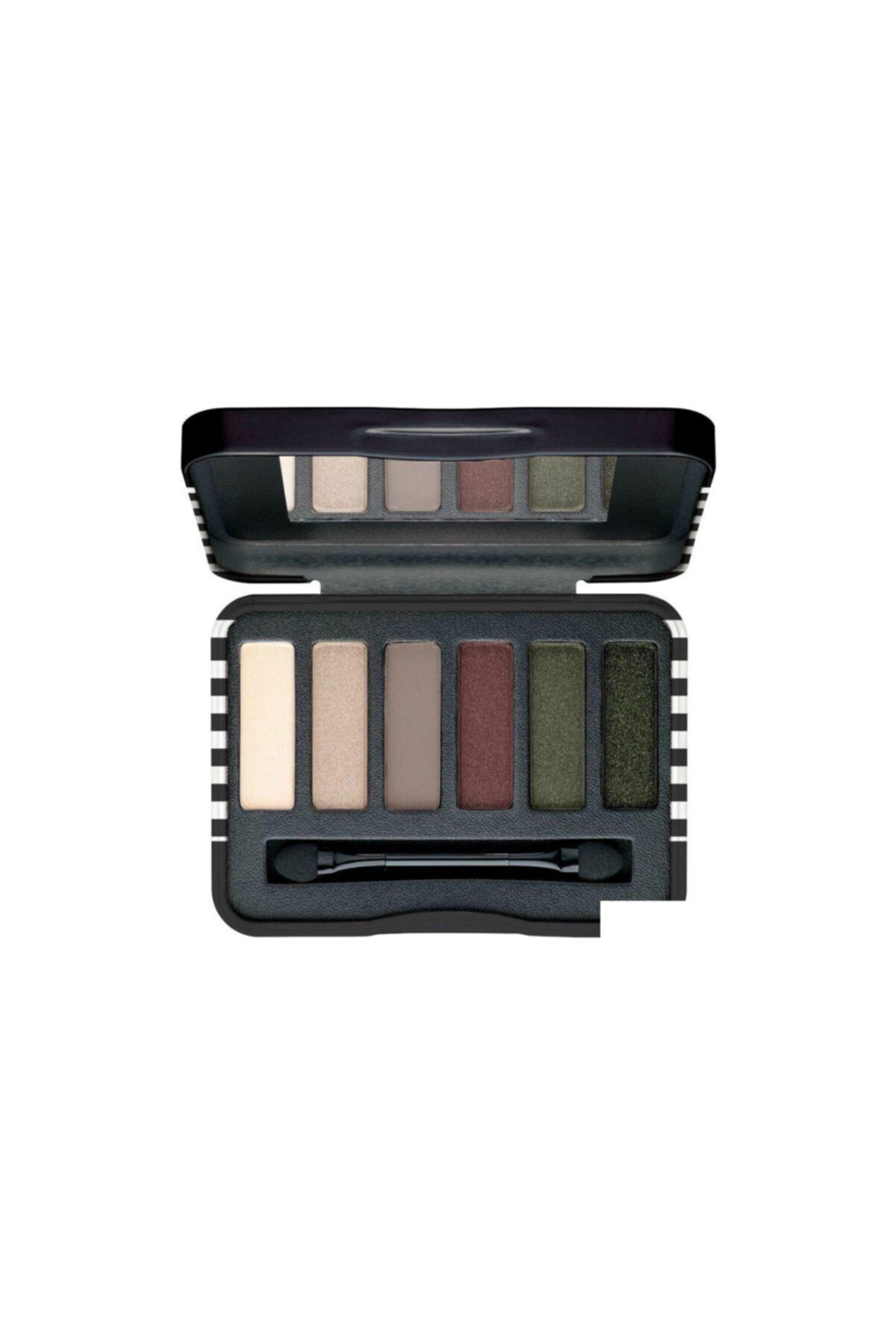 Beyu Be Outstanding Eyeshadow Palette Göz Farı Paleti 2 1