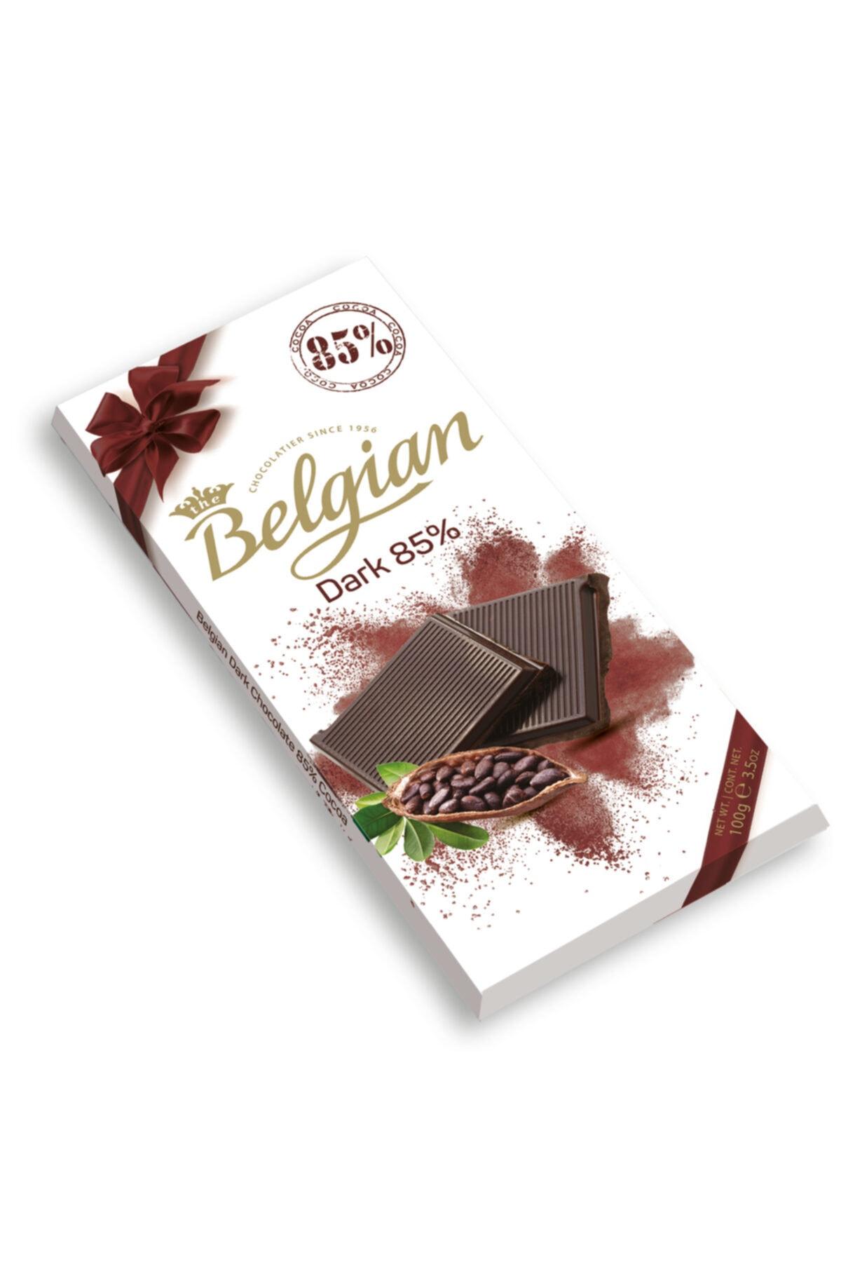 IKEA %85 Bitter Belçika Çikolatası 100g 1